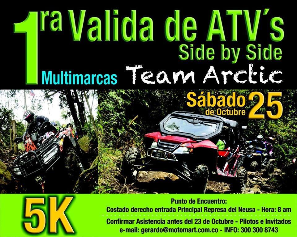 salidas recreativas cuatrimotos en colombia venta de tractores